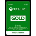 Xbox Live 3 mois | Xbox One