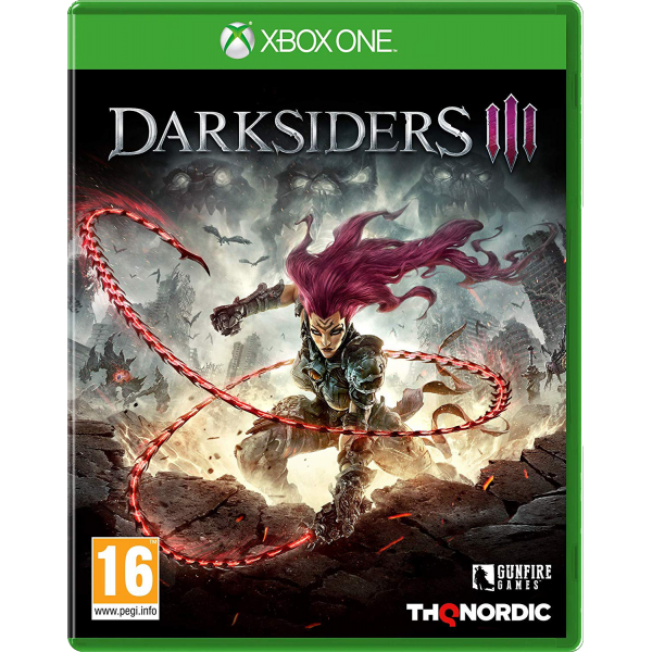 Darksiders 3 Xbox One S