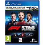 F1 2018 Edition Headline | Playstation 4