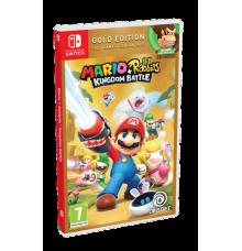 Mario Rabbids Kingdom Battle Gold Edition | Nintendo Switch