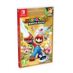 Mario Rabbids Kingdom Battle Gold Edition | Nintendo Switch
