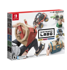 Nintendo Labo Vehicle Kit | Nintendo Switch