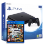 Playstation 4 Slim incl. GTA 5