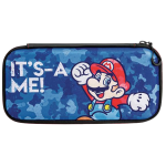Pouch Nintendo Switch Mario Camo Edition