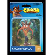Crash Bandicoot Totaku Figure