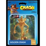 Crash Bandicoot Totaku Figuring Golden Edition