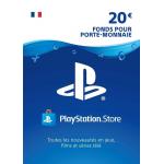 Carte PSN 20 EUR