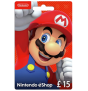 Nintendo E-Shop Card 15 EUR | Nintendo switch