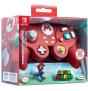 Manette Nintendo Switch Pro Avec Fil de Combat Super Mario | Nintendo Switch