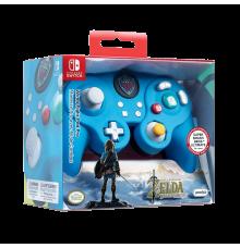 Controller wired fight pad pro Zelda Super Smash Bros