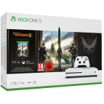 Xbox One S 1To incl. Tom Clancy's The Division 2
