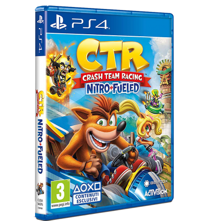 Crash Team Racing nitro Crt | Playstation 4
