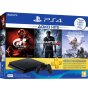 Playstation 4 Slim incl. Uncharted4 Gran Turismo Horizon Zero Dawn (Complete Edition)