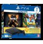 Playstation 4 Slim 1To incl.Crash Bandicoot N.Sane Trilogy Call of Duty : Black OPS 4