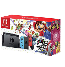Nintendo Switch inclu. Super Mario Party | Nintendo Switch