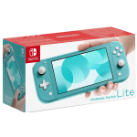 Nintendo Switch Lite - turquoise | Nintendo Switch