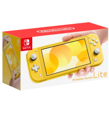 Nintendo Switch Lite - Yellow | Nintendo Switch