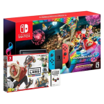 Nintendo Switch incl. Mario kart and Nintendo Labo