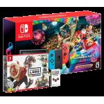 Nintendo Switch incl. Mario kart et Nintendo Labo