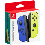 Joy-Con L/R Neon Blue/Neon Yellow | Nintendo switch
