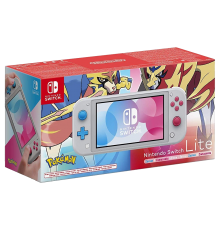 Nintendo Switch Lite Zacian and Zamazenta Edition
