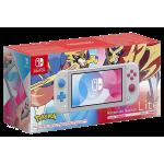 Nintendo Switch Lite Édition Pokémon Zacian & Zamazenta