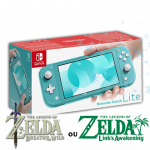 Pack Aventure Zelda| Nintendo Switch Lite
