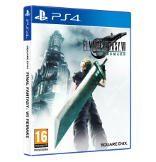 Final Fantasy VII Remake | Playstation 4
