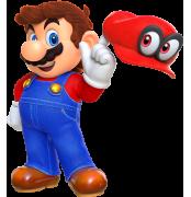 Nintendo Switch incl. pouch Mario Odyssey 20€ | Nintendo Switch