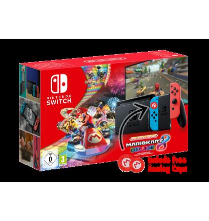 Nintendo Switch Incl Mario Kart 8 Deluxe Nintendo Switch