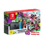 Nintendo Switch incl. Splatoon 2
