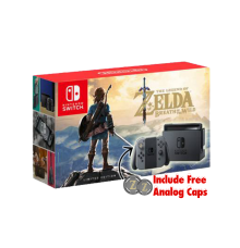 Nintendo Switch incl. The Legend of Zelda
