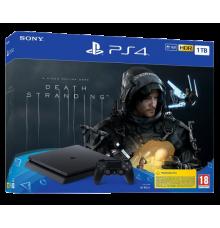 Playstation 4 Slim incl. Death Stranding | Playstation 4