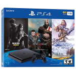 Playstation 4 Slim incl. the order 1886 limited idition