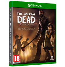 The Walking Dead The Complete First Season | Xbox One S