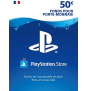 PSN 50 EUR | Playstation 4