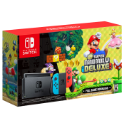 Nintendo Switch incl. New Super Mario Bros. U Deluxe | Nintendo Switch