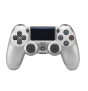 Manette PS4 : Dualshock 4 Silver