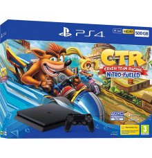 Playstation 4 Slim 500go  incl. Crash Team Racing | Playstation 4