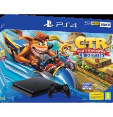 Playstation 4 Slim 500go  incl. Crash Team Racing | Playstation 4