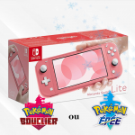 Pack Aventure Pokemon | Nintendo Switch Lite