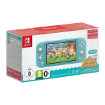 Nintendo Switch Lite Turquoise | Nintendo Switch