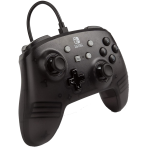 PowerA Enhanced Wired Controller for Nintendo Switch Black Frost | Nintendo Switch