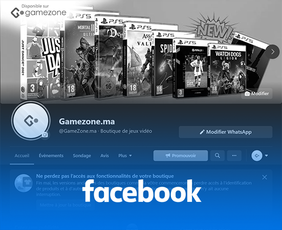 gamezone-facebook-page